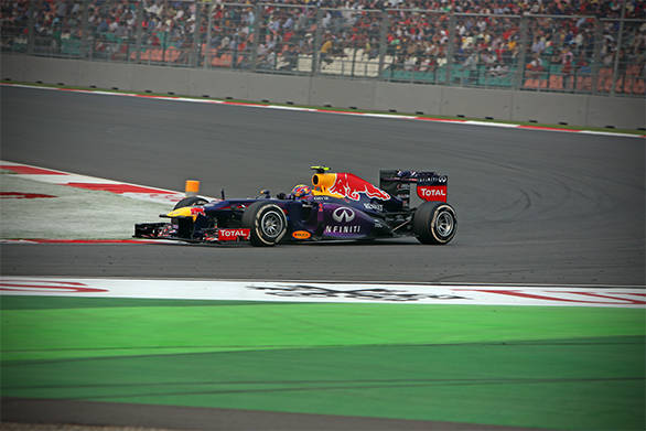 Mark Webber's last Indian GP came to an unfortunate end as he had to retire with 20 laps to spare due to alternator failure