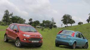 Mumbai to Kolkata Part 3: Ford EcoSport TDCi vs Mahindra Verito Vibe