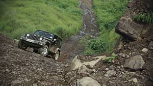 2014 Jeep Wrangler Sport India first drive