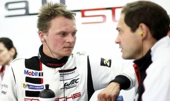 Marc Lieb, Porsche AG Team MantheyRichard Lietz, Porsche AG Team Manthey
