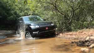 2014 Range Rover Sport SDV6 India first drive