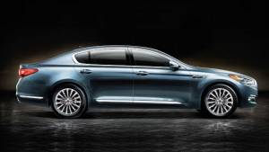 Kia K900 to debut at the 2013 Los Angeles Motor Show