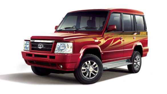 The new Tata Sumo Gold