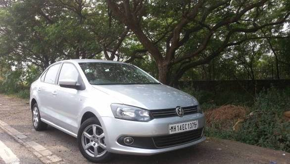 Volkswagen Vento TSI will replace the Vento AT in India
