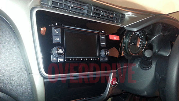 Upfront, apart from the touchscreen audio system with Bluetooth connectivity, the new City also gets usable and info-rich instrument cluster, keyless push-button start,