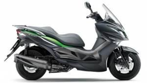 2014 Kawasaki J300 showcased at EICMA 2013