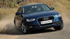 2013 Audi A4 177PS 2.0TDI India road test