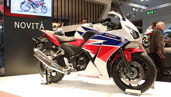 The Honda CBR300R