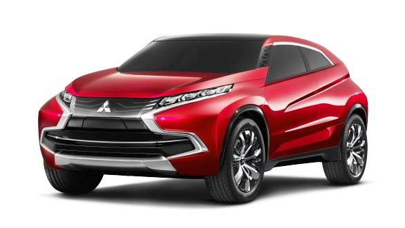 The Concept XR-PHEV, XR being X(cross)over Runner