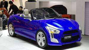 Toyota India puts Daihatsu plans on the back burner