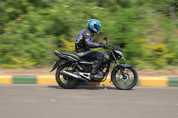 2013 Bajaj Discover 100M India road test