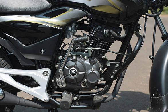 The undersquare 102cc engine