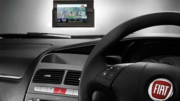 2013 Fiat Linea Absolute Edition GPS system