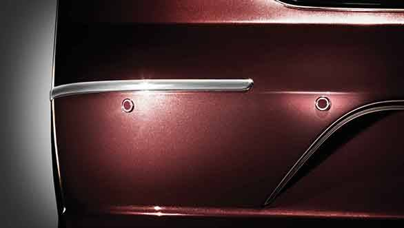 2013 Fiat Linea Absolute Edition parking sensors
