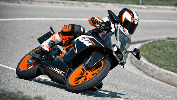2014 KTM RC200 Duke