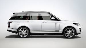 Range Rover long wheelbase unveiled at 2013 LA Auto show, coming to India in early 2014