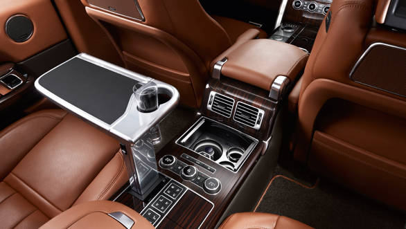 Luxury interiors from the Autobiography Black series