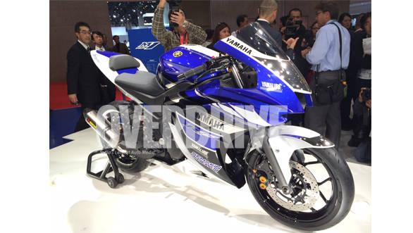 2014 Yamaha R25 Concept