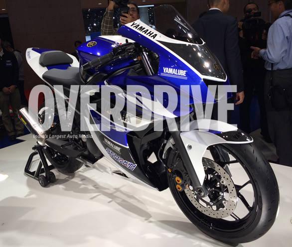 Yamaha R25 1