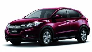 Honda's production-spec Urban SUV (the Vezel) unveiled, coming to India by 2015
