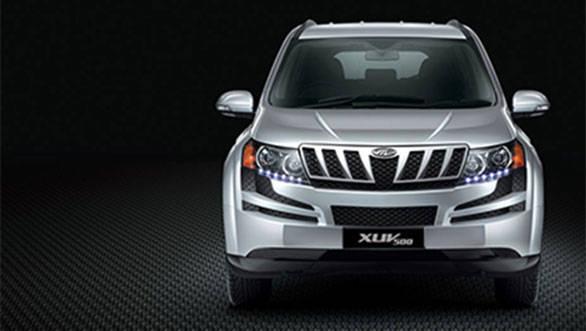 2013 Mahindra XUV500 W4