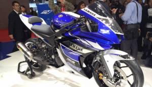 OVERDRIVE Exclusive: Yamaha R25 Concept walkaround