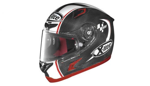 The X-Lite MotoGP Limited edition helmet
