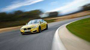 2014 BMW M4 coupe in pictures