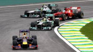Formula 1's new rules for the 2014 season
