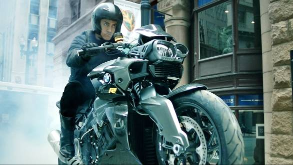 BMW Motorrad and Yash Raj Films have their collaboration in place, and the film will have the BMW S 1000 RR and BMW K 1300 R models in a typical action pot-boiler setup