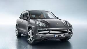 2014 Porsche Cayenne Platinum Edition bookings start in India