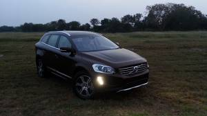 2014 Volvo XC60 SUV India first drive