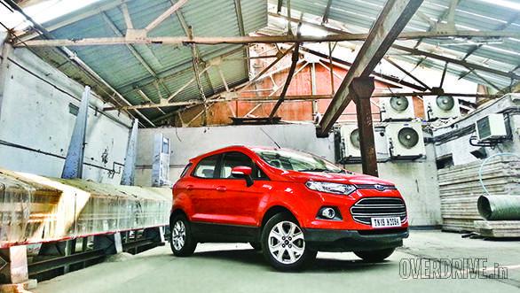 Ford Ecosport LT