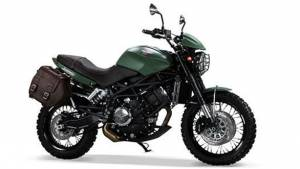 Vardenchi to launch Moto Morini Scrambler and Granpasso at 2014 Auto Expo