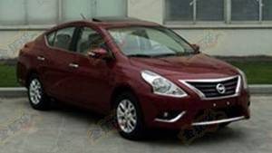 Nissan Sunny facelift coming to Auto Expo 2014