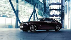 Rolls-Royce Ghost V-Specification launched in India at Rs 4.66 crore