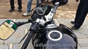 2014 Suzuki Inazuma GW250 India spy pictures