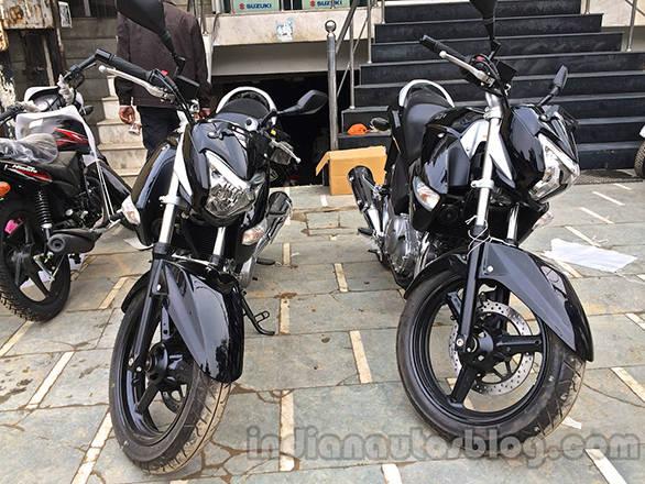 Suzuki-Inazuma-GW250-dealer-spied-front