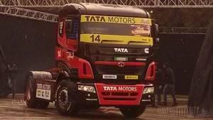 Tata Prima race truck image gallery