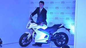 Terra Motors enters India with global launch of electric superbike at Rs 18 lakh