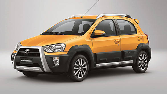 Toyota-Etios-Cross-yellow-fromt-three-quarter-view