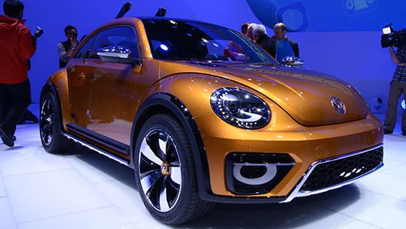 Volkswagen Dune Beetle Concept
