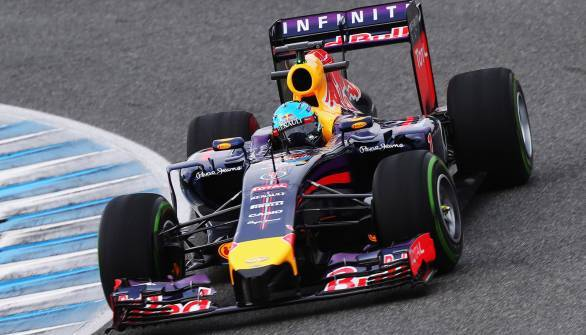 Red Bull are clearly struggling this season with their Renault powerplant