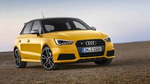 2014 Audi S1 Quattro image gallery