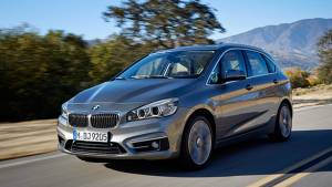 2015 BMW 2 Series Active Tourer image gallery