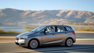 2015 BMW 2 Series Active Tourer unveiled