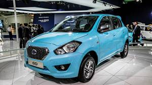 Datsun Go launched in India at Rs 3.12 lakh