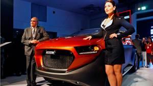 Auto Expo 2014: DC Design Eleron and Tia unveiled in India
