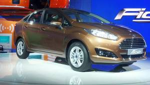 Ford to launch the 2014 Fiesta in India this week