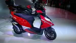 Auto Expo 2014: Hero Dare unveiled in India